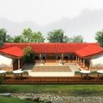 南投三合院山莊-建築設計規劃案